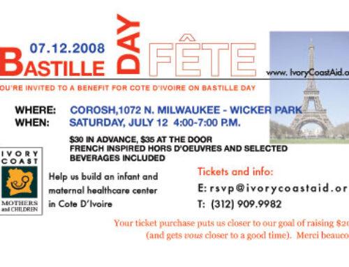 Bastille Day Fete 2008