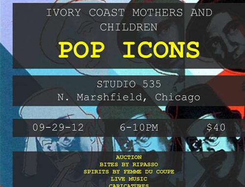 Pop Icon Party 2012