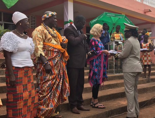 Honoring Ivory Coast Mothers and Children – May 2017